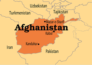 Negara Afganistan