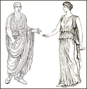 Pakaian Romawi