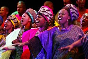 Penyanyi Afrika