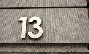 angka 13