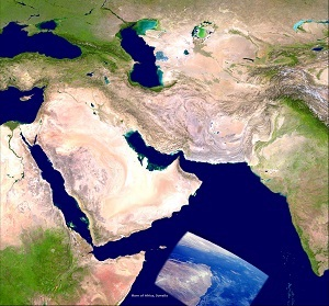 Asia barat daya