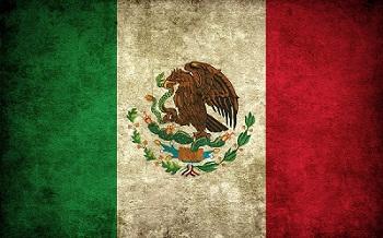 Bendera Meksiko