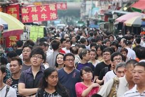 kepadatan penduduk asia