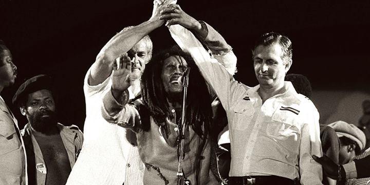 Konser Bob Marley