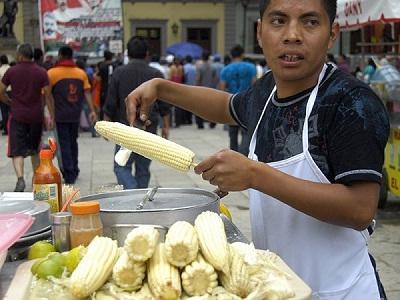 Makanan Orang Meksiko