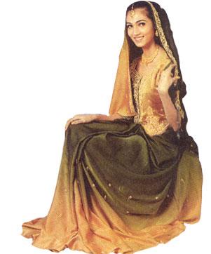 pakaian india