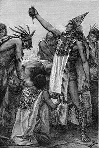 Peperangan Suku Aztec