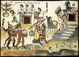 Perang Aztec