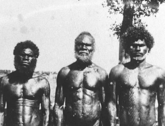 Suku Aborigin Australia