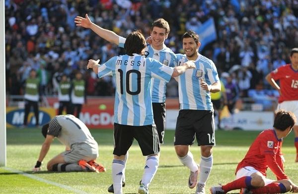 Timnas Argentina