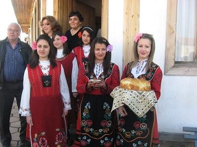 Cewek Bulgaria