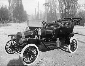 mobil ford t model