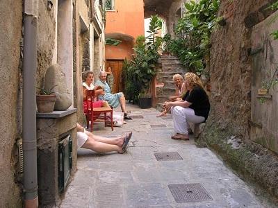 Orang Desa Italia