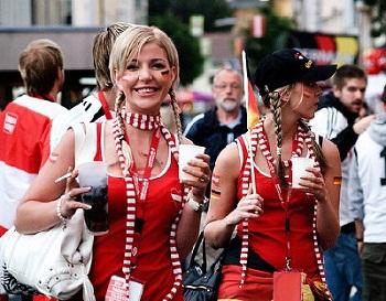Penduduk Austria
