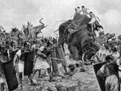 Perang Punik Kedua Romawi Kuno