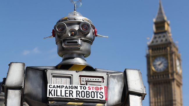 Robot pembunuh