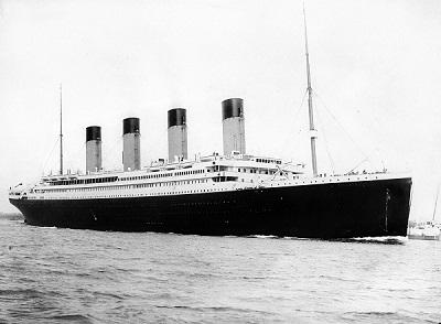 Foto Kapal Titanic Asli