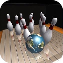 Galaxy Bowling 3D Lite