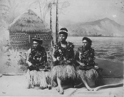 Gambar Penduduk Asli Hawaii
