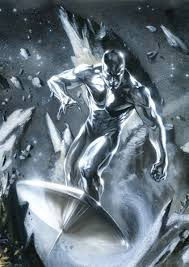 Gambar Silver Surfer