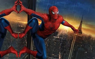 Gambar Spider Man