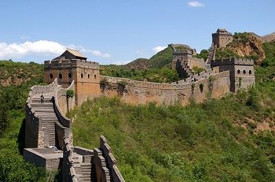 Gambar Tembok Besar China
