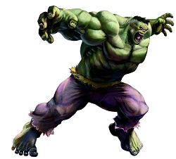 Gambar The Incredible Hulk