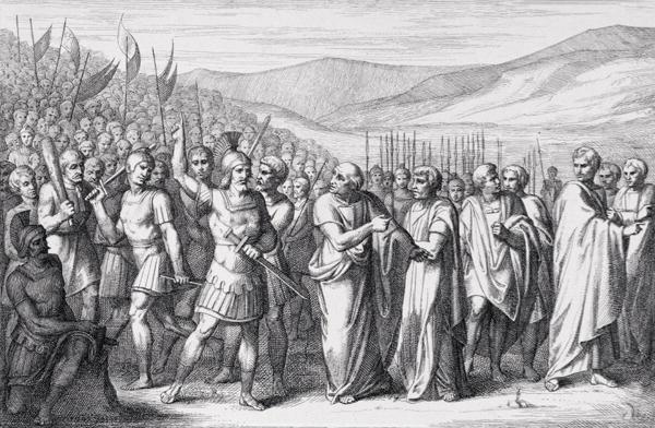 Kaum Plebeian Romawi Kuno