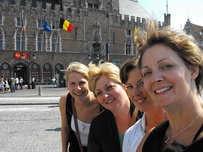 Kaum Wanita Belgia
