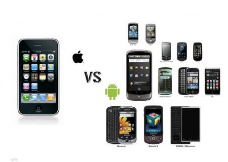 Kelebihan iPhone Daripada Android