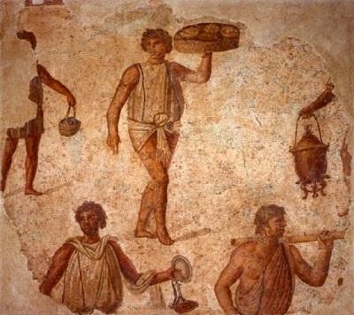 Perbudakan Romawi Kuno