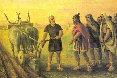 Pertanian Romawi Kuno