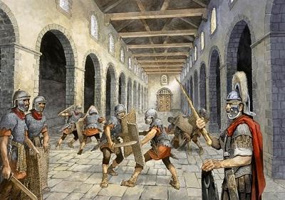 Tentara Romawi Kuno