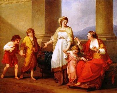 wanita romawi kuno