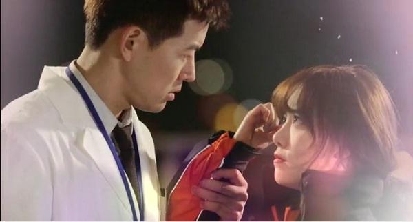 Adegan memegang tangan drama Korea
