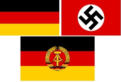 Evolusi Bendera Jerman