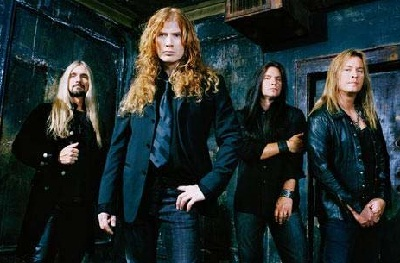 Foto Megadeth