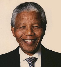 Foto Nelson Mandela