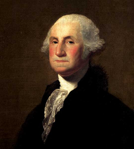 Foto Unik George Washington