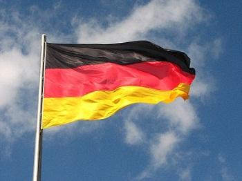Gambar Bendera Jerman