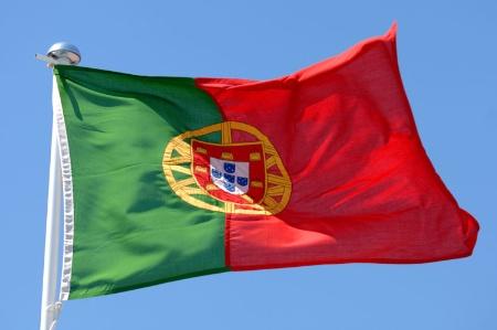 Gambar bendera Portugal