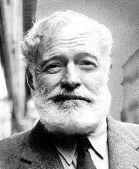 Gambar Ernest  Hemingway