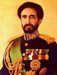 Gambar Haile Selassie