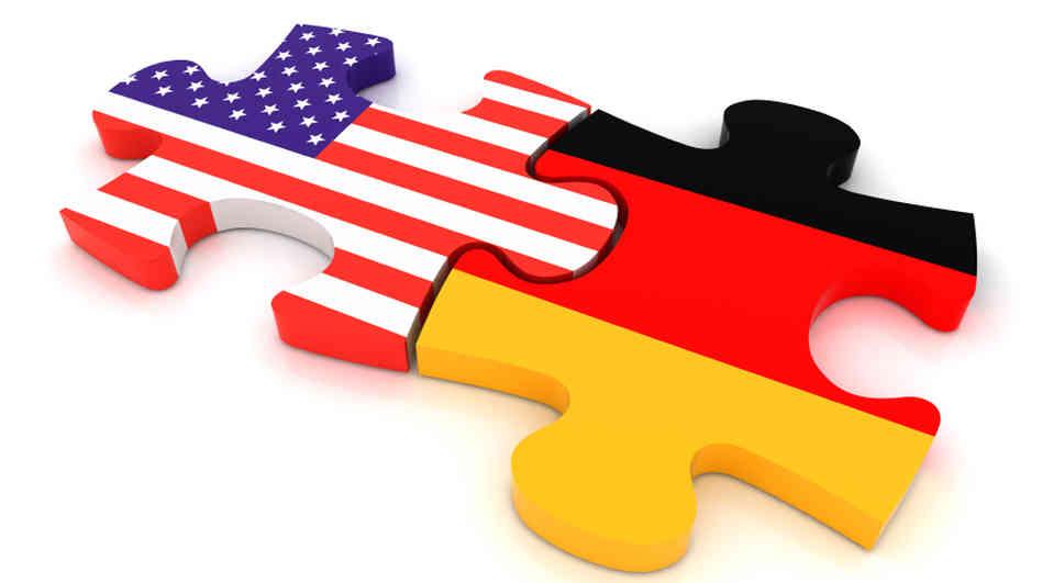 Gambar Jerman dan Amerika