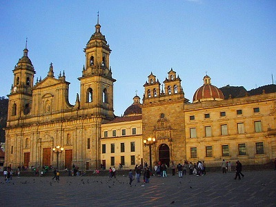 Gambar Kota Bogota
