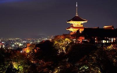 Gambar Kota Kyoto