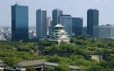Gambar Kota Osaka