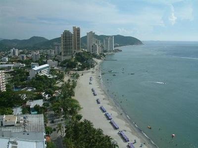 Gambar Kota Santa Marta
