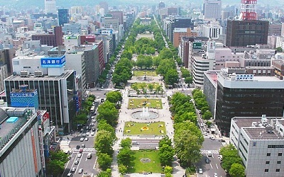 Gambar Kota Sapporo