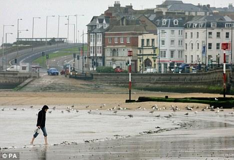 Gambar kota terburuk Inggris